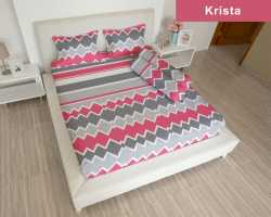 Grosir Sprei LADY ROSE - Grosir Sprei Lady Rose Krista