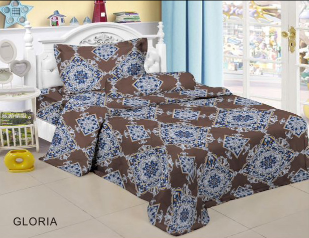 Sprei RED ROSE - Grosir Koleksi Sprei Redrose Motif Gloria Single