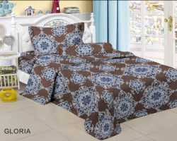 Grosir Sprei RED ROSE - Grosir Koleksi Sprei Redrose Motif Gloria Single